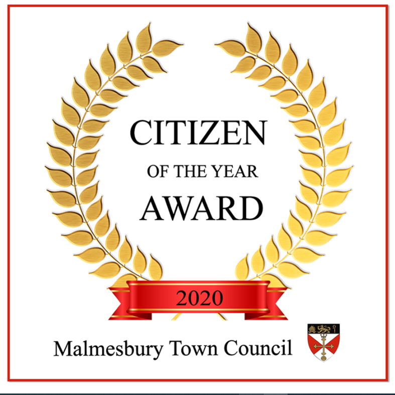 Malmesbury's Citizen of the Year Awards 2020 - Thursday 28th May